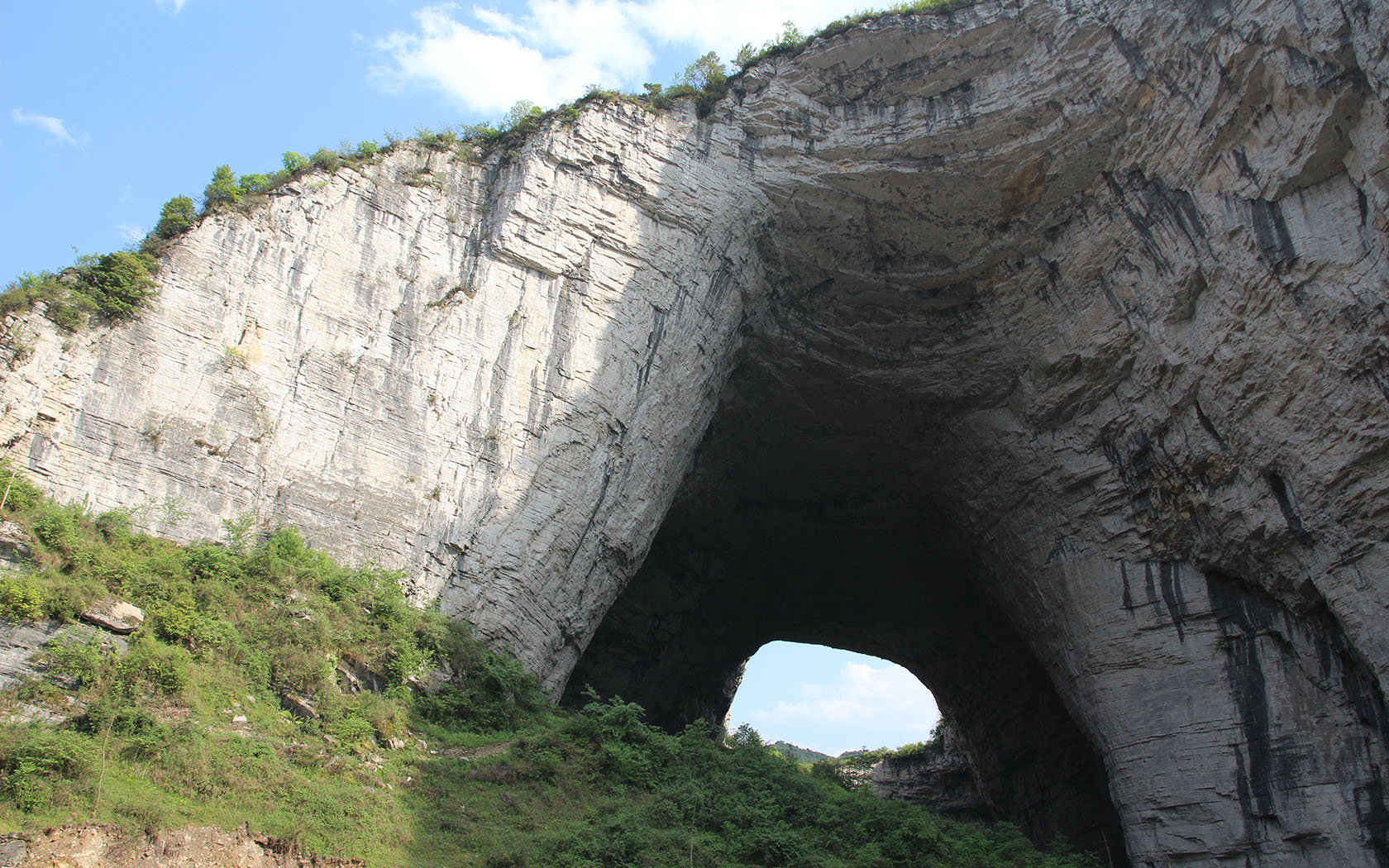 List Of Longest Natural Arches
