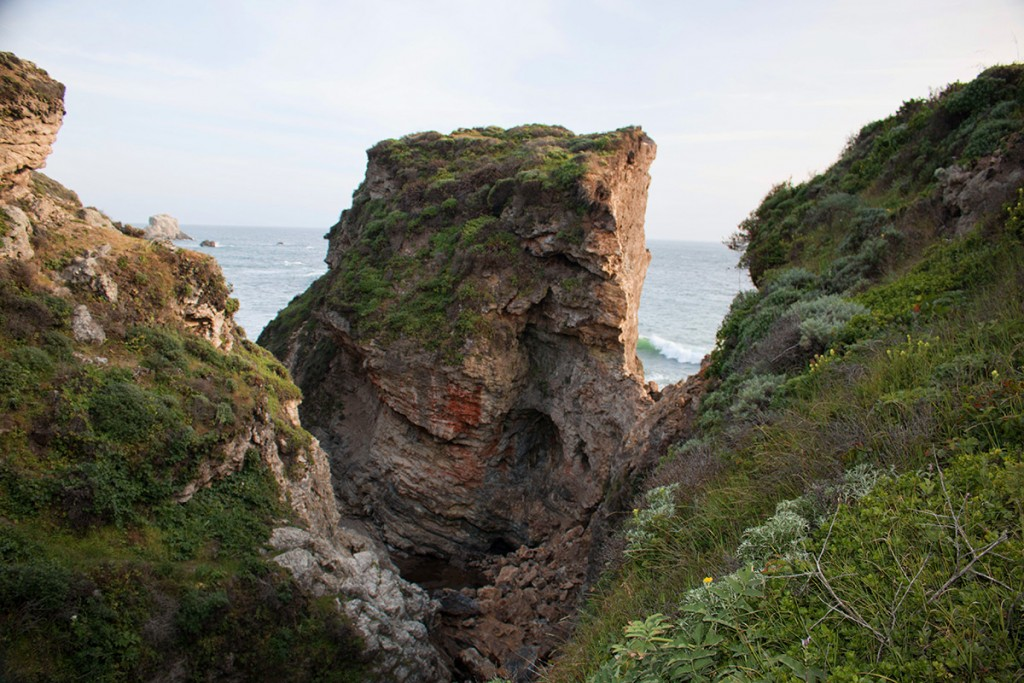 Arch Rock post collapse