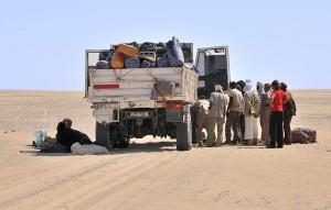 Ennedi Truck