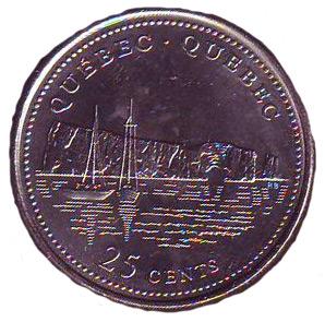 Money: Le Rocher Perce Canada