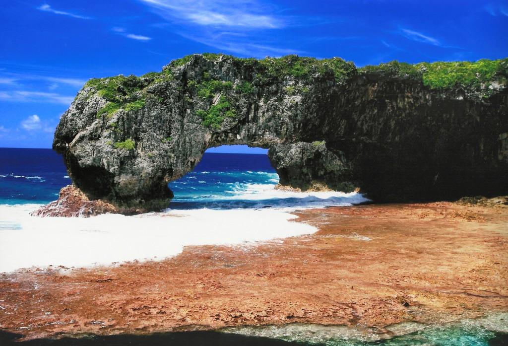 Talava Arch, Niue
