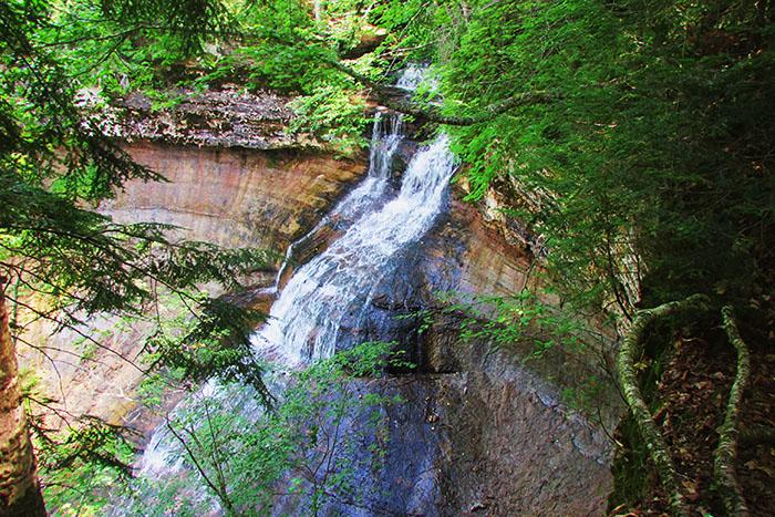 Chapel Rock Falls