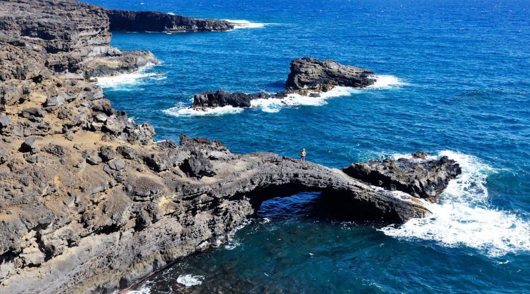 Big Kahuna Arch Hawaii