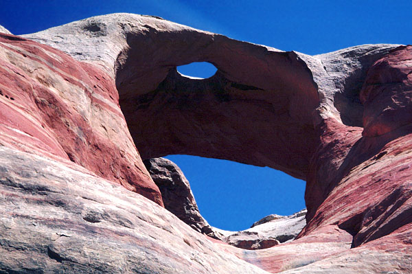 Hole-in-the-Bridge Arch