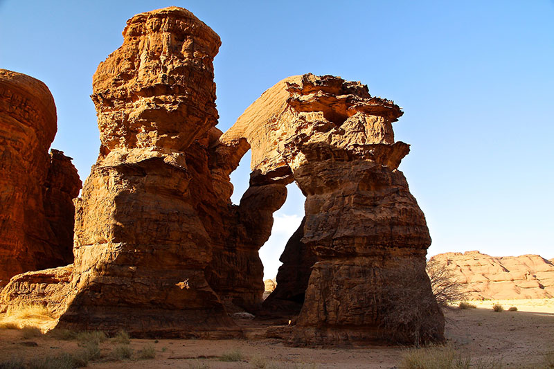 Unnamed arch, Chad