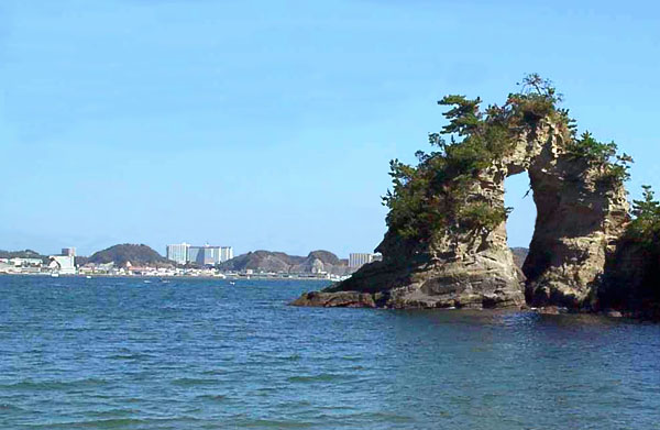 Moriya Seashore, Japan