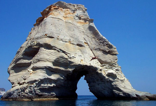 Greece - Milos - Kleftico
