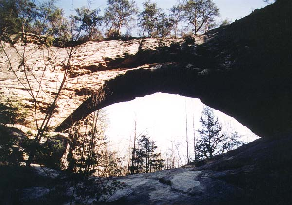 Natural Arch of Kentucky